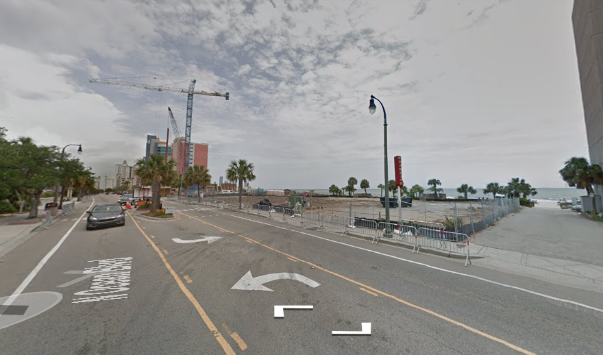 Street View (Pre-Construction)